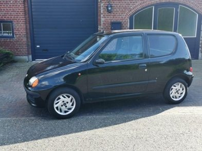 Fiat Seicento 1100 ie Young Plus 05-10-2020