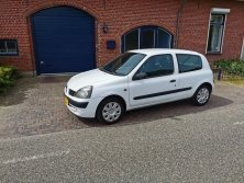 Renault Clio 1.2 Authentique apk 18-05-2021